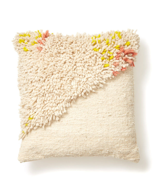 Minna Split Shag Pillow Pillows Minna