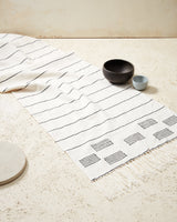 Stripes & Blocks Table Runner-5011101220927