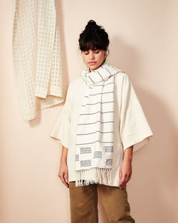 Minna Stripes & Blocks Scarf Minna