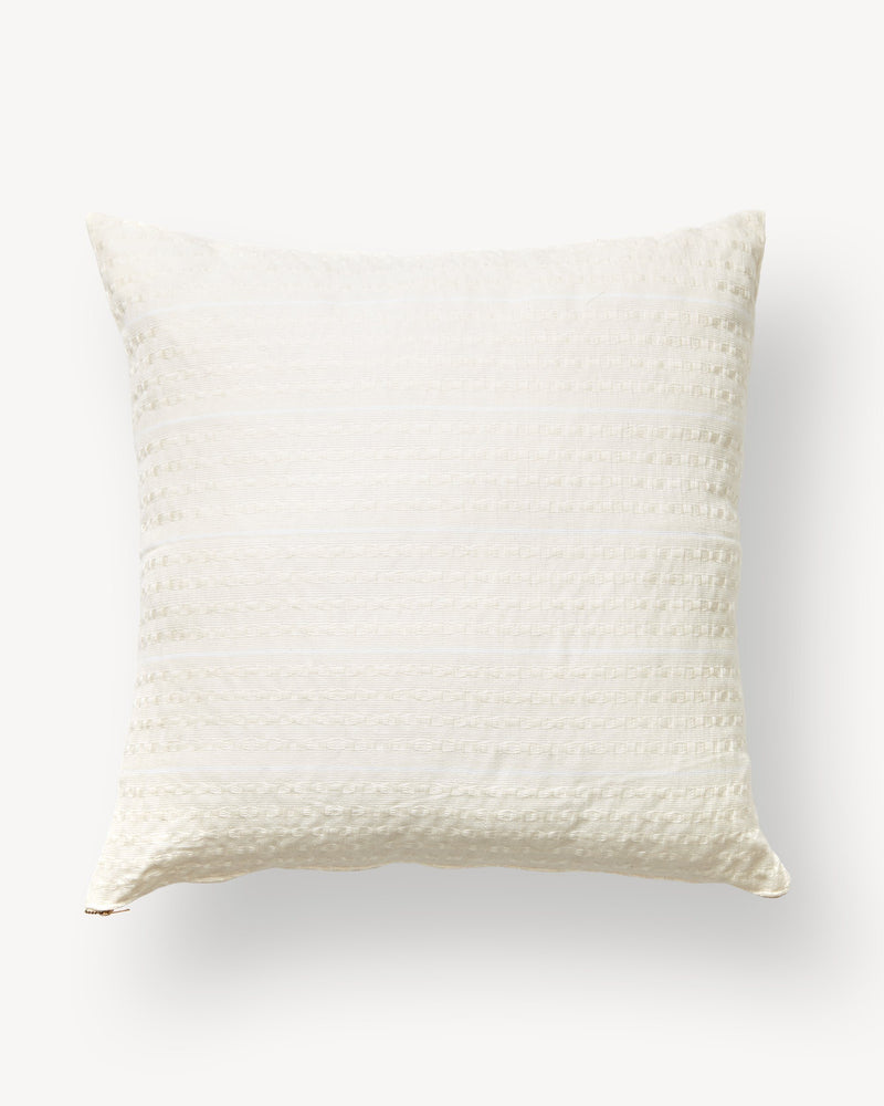 Minna Texture Pillow Cream Pillows Minna