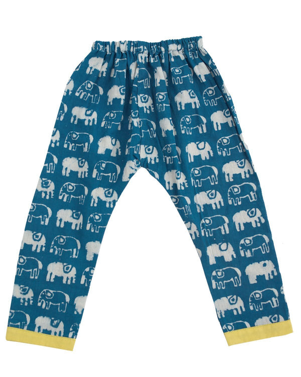 Mirasa Design Elephant Pants | handmade | indigo clothing Mirasa Design