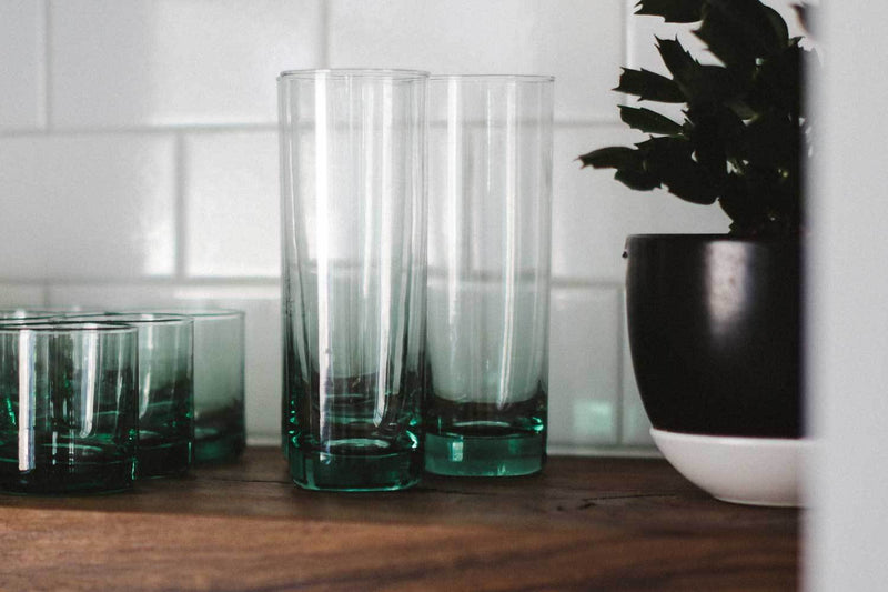 Newly Goods Alto Collins Glasses - Set/6 Glass Newly Goods