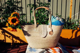 Nipomo Mercado Collection - Basket Canasta Tote Nipomo-11576032821311