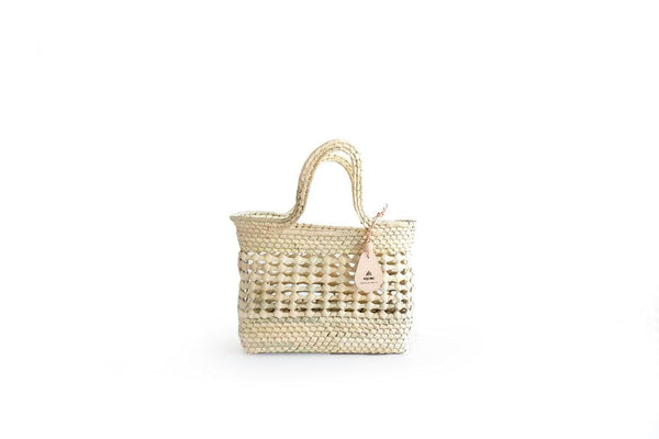 Nipomo Palma Collection - Canasta Mini Bag Nipomo