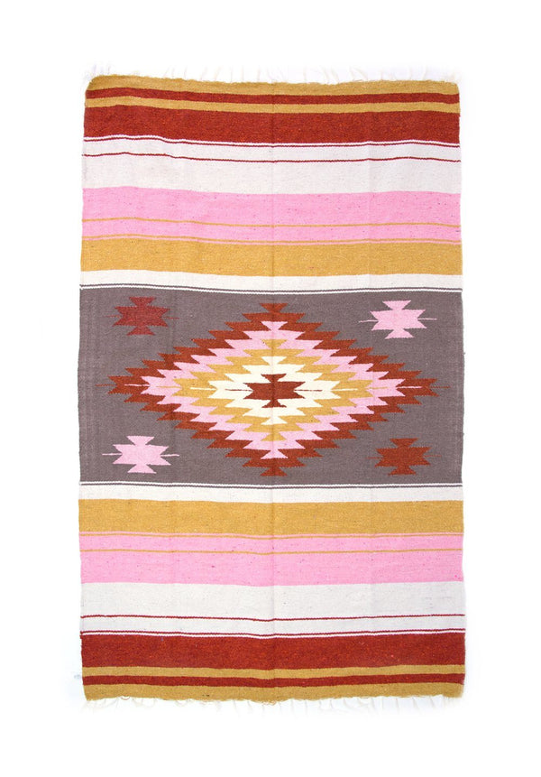 Nipomo Tierra Collection - Amanecer Blanket Nipomo