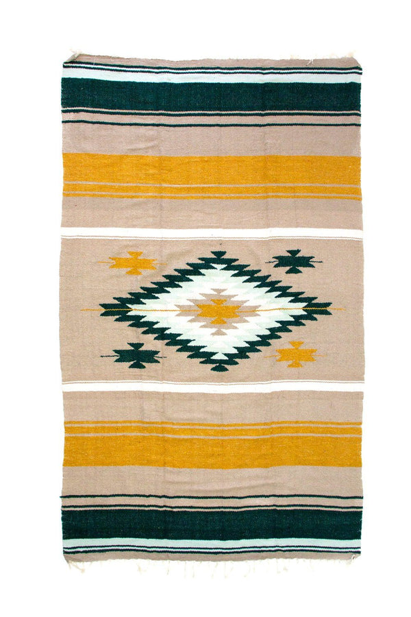 Nipomo Tierra Collection - Pistacho Blanket Nipomo