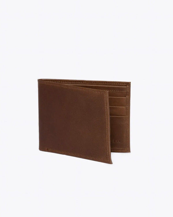 Nisolo Brewer Wallet Brown Men's Wallet Nisolo