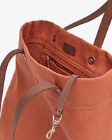 Nisolo Canvas Tote Amber Canvas Bag Nisolo-5009443848255