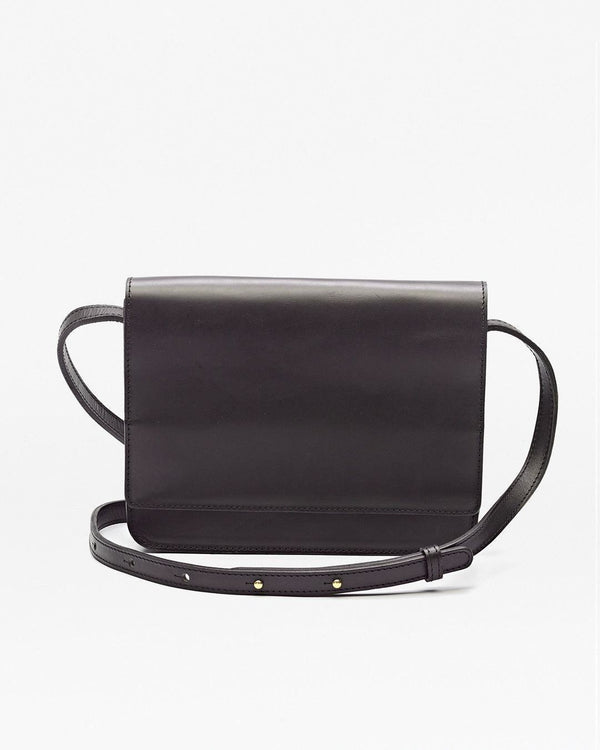 Nisolo Clara Crossbody Purse Black Cross Body Bag Nisolo