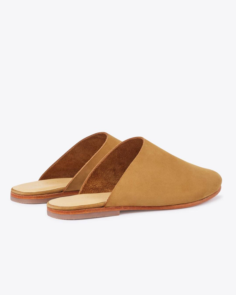 Nisolo Lima Slip On Sand Women's Leather Slip On Nisolo