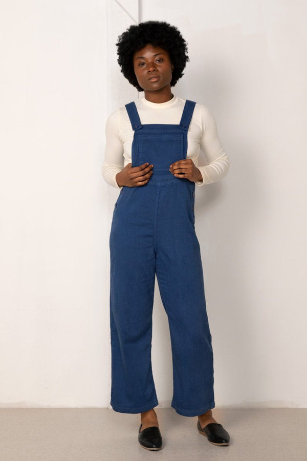 North of West Ariel Overalls - Midnight Jumpsuit North of West
