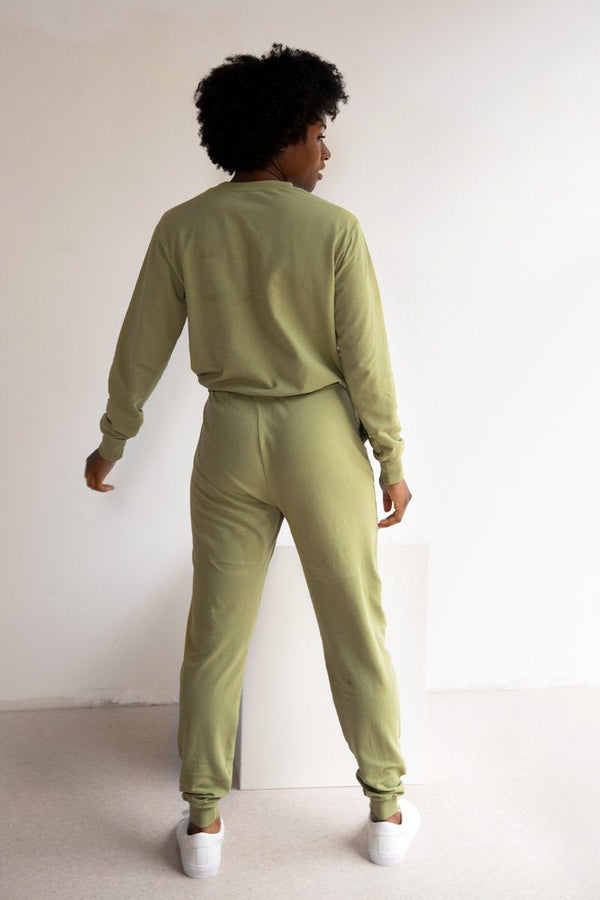 North of West Julie Jogger - Moss Pant North of West