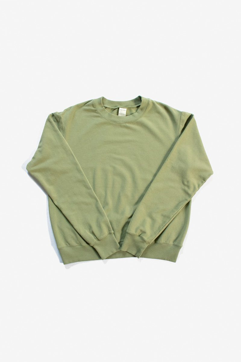 North of West Max Sweatshirt - Moss Sweatshirt North of West