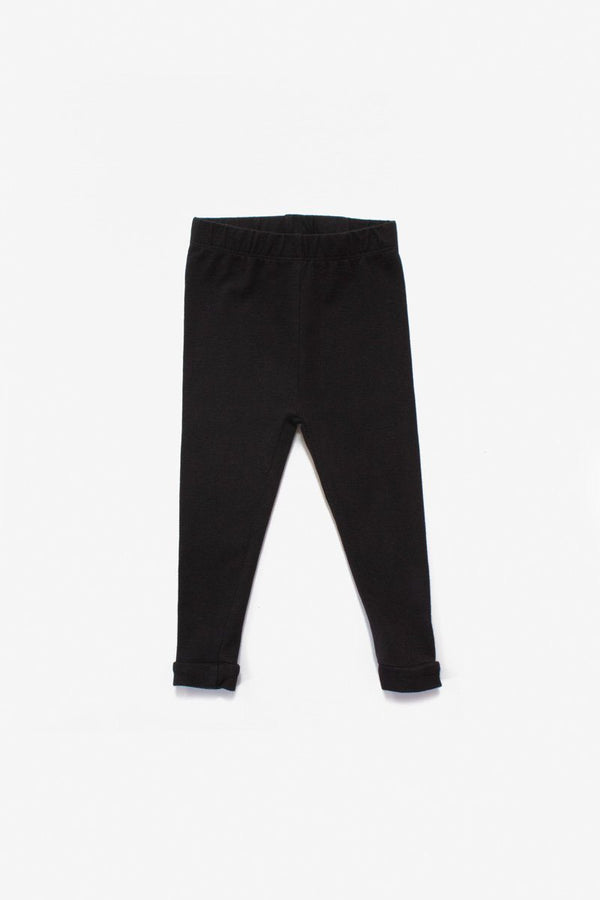 North of West Organic Legging - Black Pant North of West