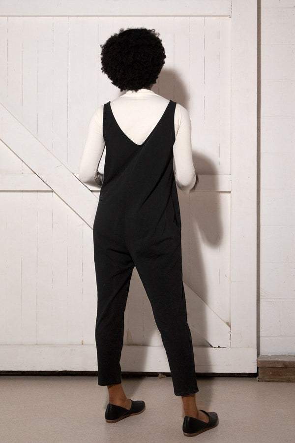 North of West Parker Jumpsuit - Black Jumpsuit North of West