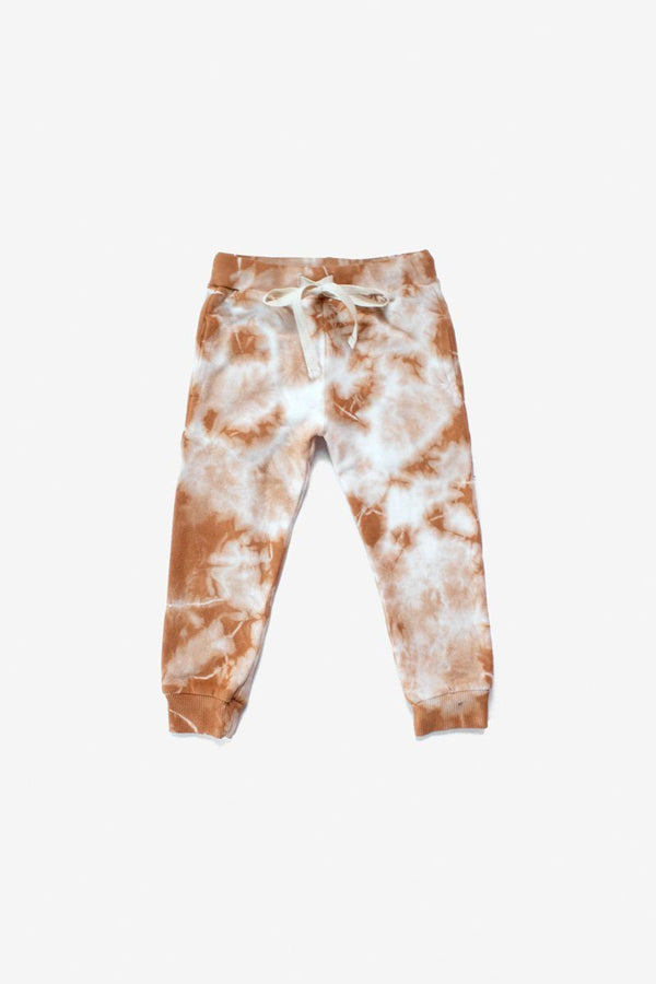 North of West Tie Dye Organic Jogger - Amber Pant North of West