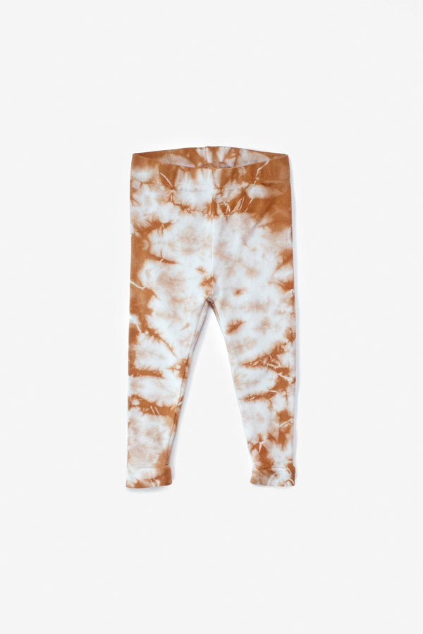 North of West Tie Dye Organic Legging - Amber Pant North of West