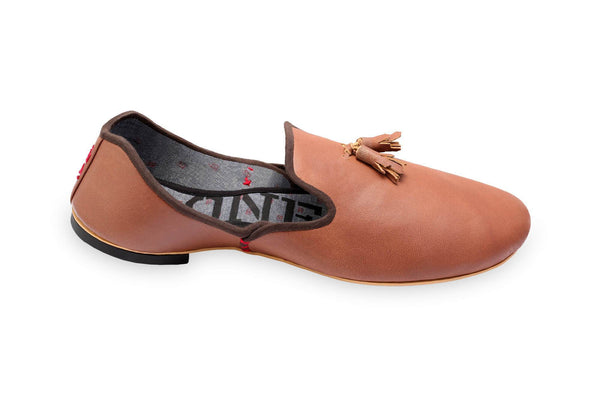 ONE432 Men's Vadera Cafe Jutti Loafer Footwear ONE432
