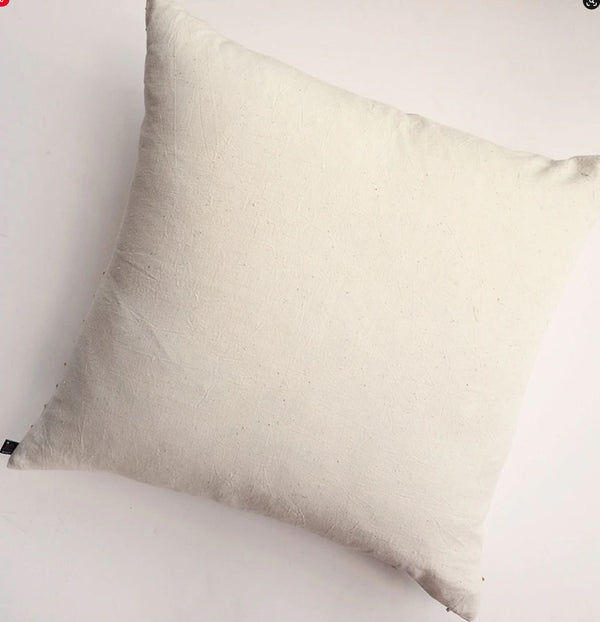 Organic Cotton Sahara Throw Pillow Cover Ichcha