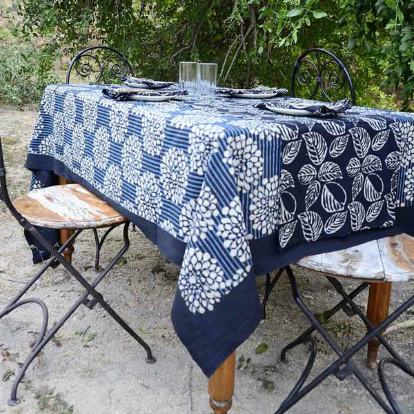 Organic Cotton Sana Tablecloth Ichcha