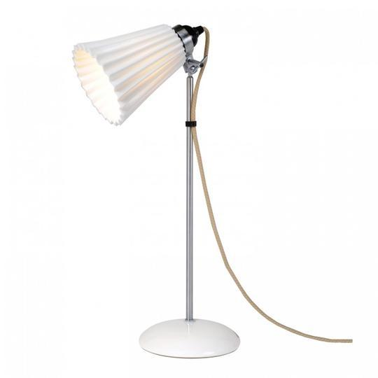 Original BTC Hector Medium Pleat Table Lamp Original BTC