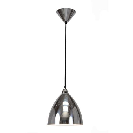 Original BTC Task Pendant Light Original BTC Polished Aluminum