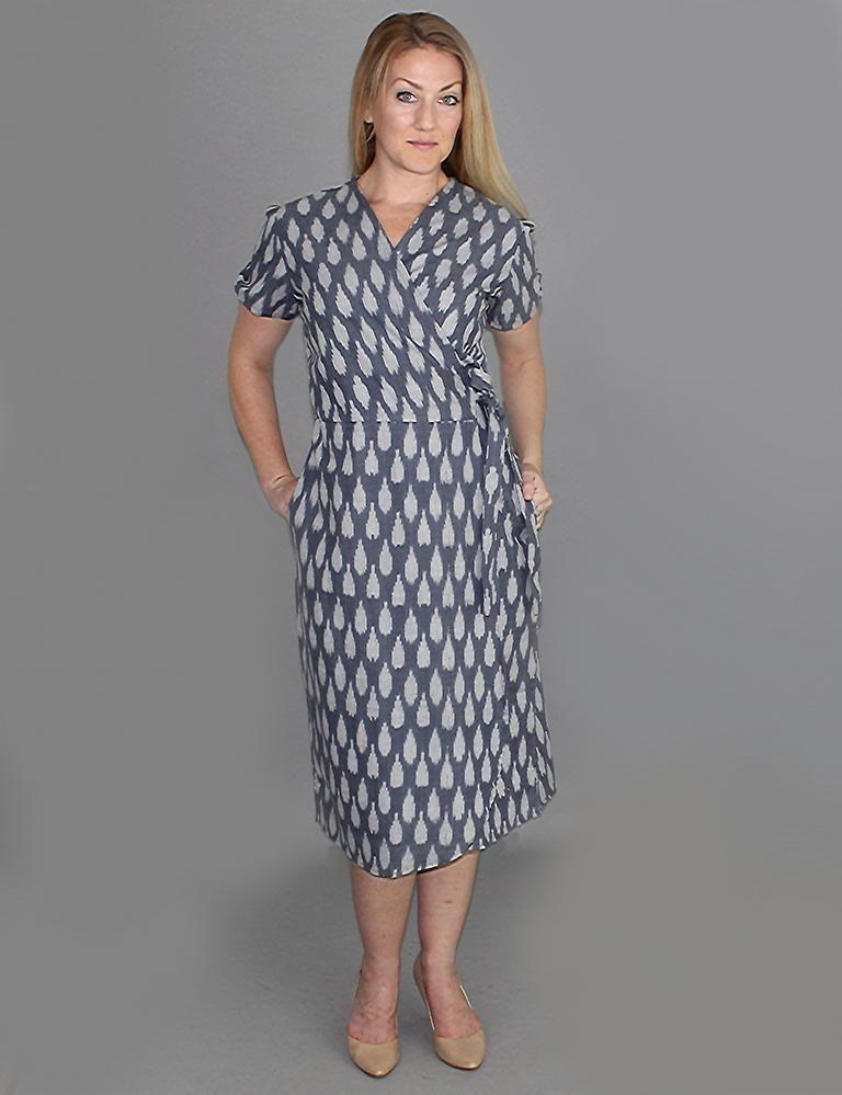 Passion Lilie Graycie Wrap Dress Dress Passion Lilie