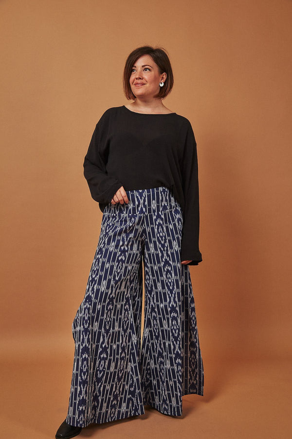 Passion Lilie Nautical Navy Pants Pants Passion Lilie