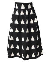 Passion Lilie Triangles Midi Skirt Skirts Passion Lilie-5045746729023
