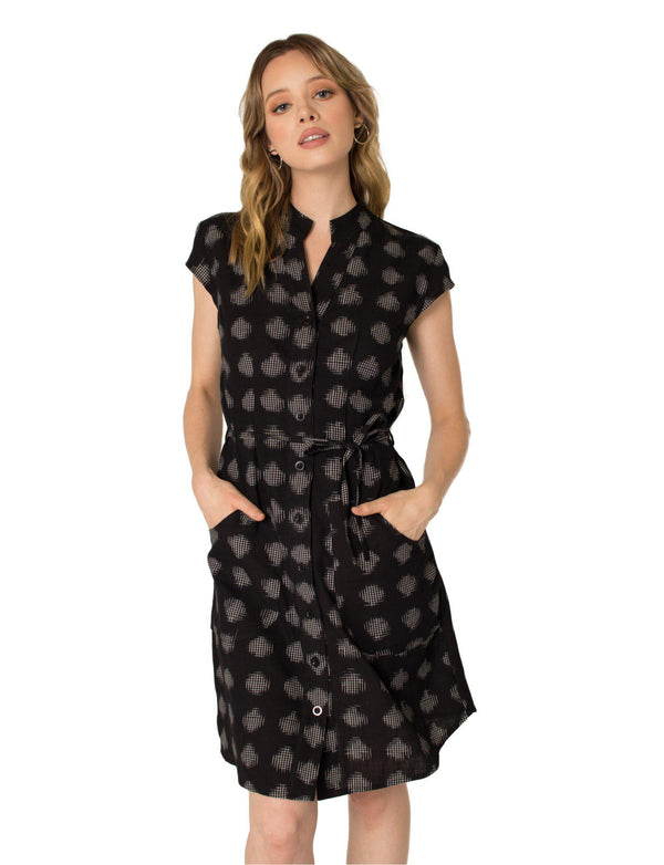Passion Lilie Zoey Button Dress Passion Lilie