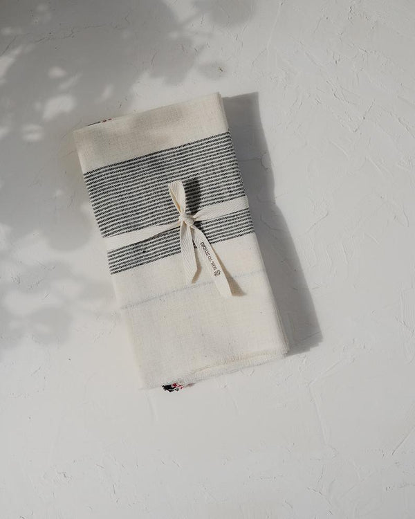 Ramabai Organic Handwoven Napkins Kitchen and Dining Soil to Studio