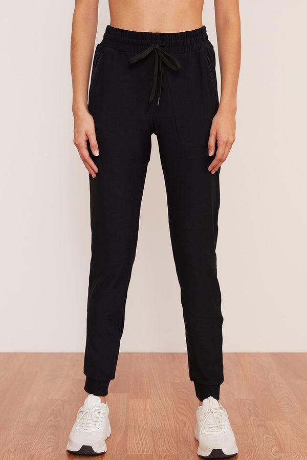 Recycled Jogger - Onyx Joggers Wolven