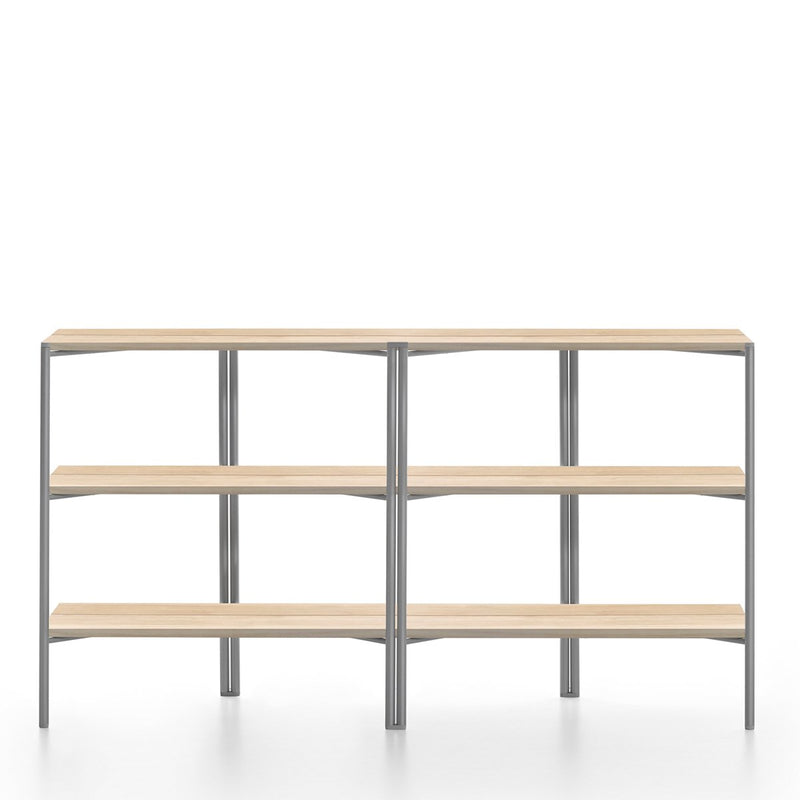 Run Shelf - Aluminum Frame Furniture Emeco Accoya