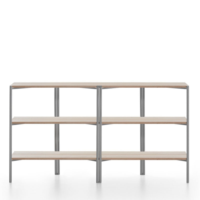 Run Shelf - Aluminum Frame Furniture Emeco Ash