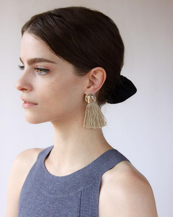 Salt + Still Arc Earrings Salt + Still