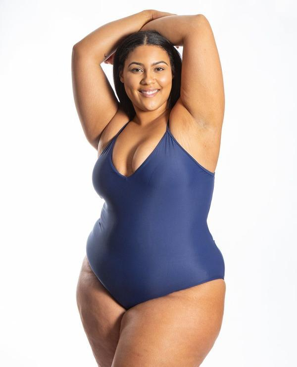 Sensi Graves Olivia One Piece in Deep Clothing Sensi Graves
