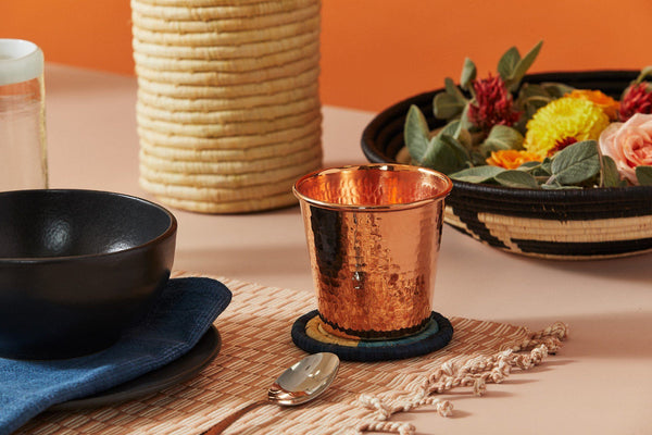 Sertodo Copper Apa Cup, 12 oz. Sertodo Copper