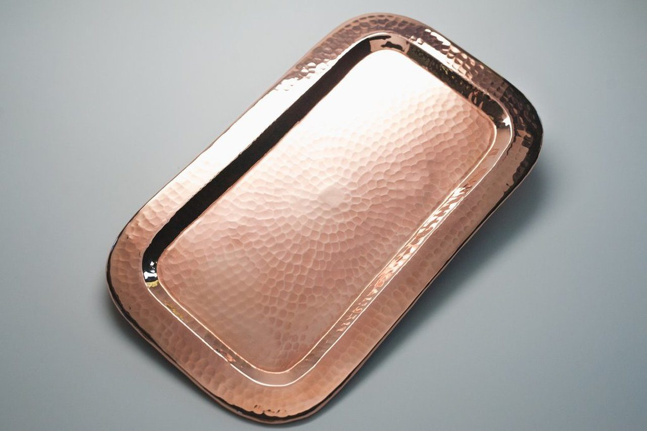Sertodo Copper Charolita Tray Kitchen and Dining Sertodo Copper