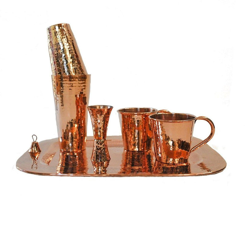 Sertodo Copper Cocktail Set Kitchen and Dining Sertodo Copper