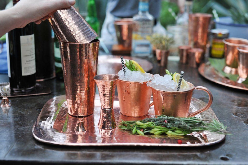 Sertodo Copper Cocktail Set Sertodo Copper