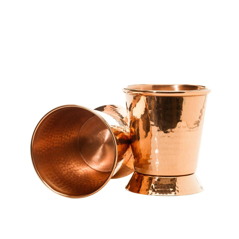 Sertodo Copper Derby Mint Julep Cup Kitchen and Dining Sertodo Copper