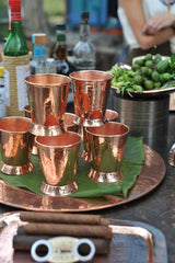 Sertodo Copper Derby Mint Julep Cup Kitchen and Dining Sertodo Copper -15145882779711