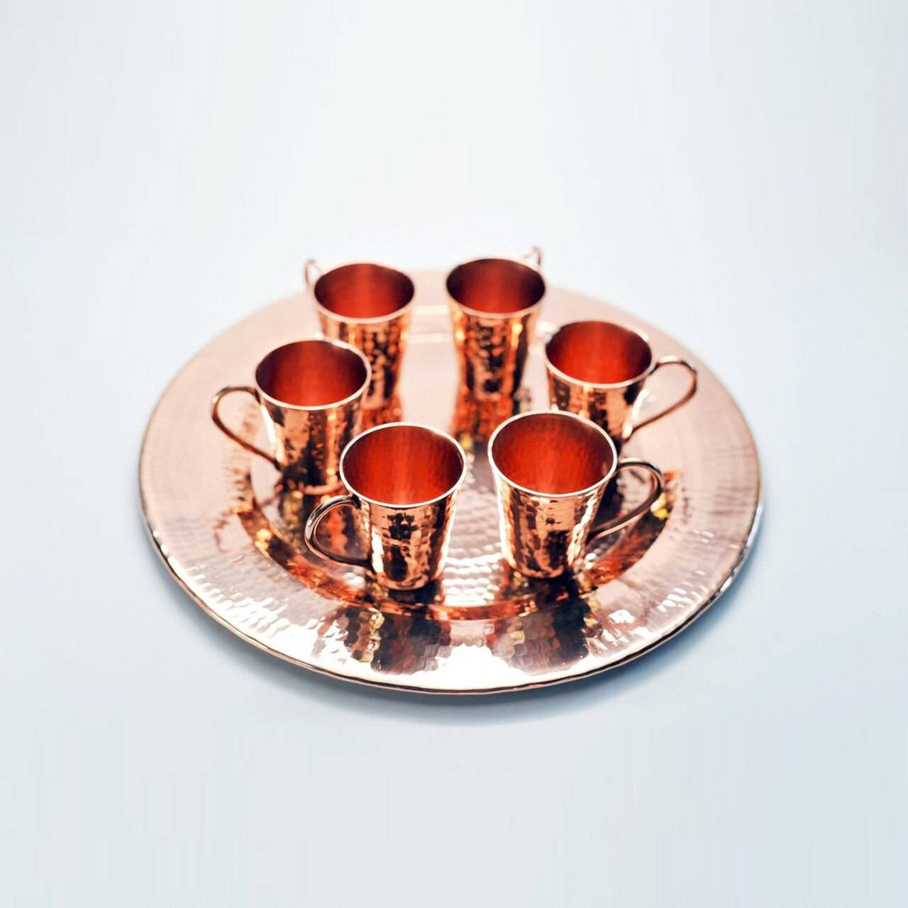 Sertodo Copper Gunslinger Mini Mule Sippy Cup Flight Set Kitchen and Dining Sertodo Copper