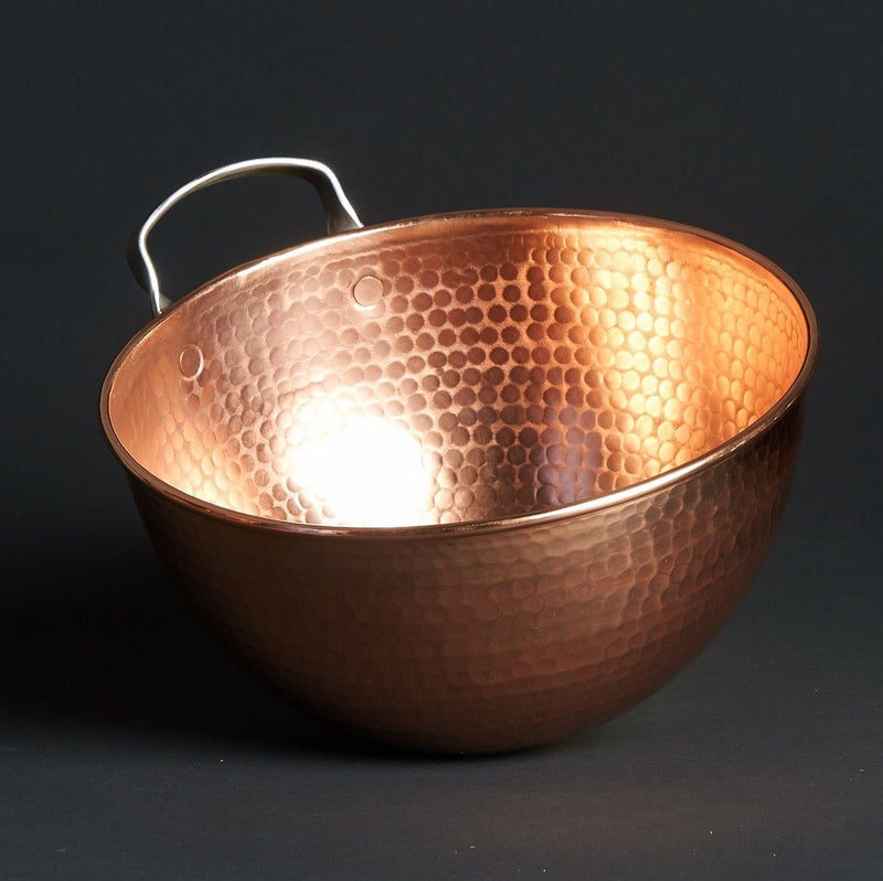 Sertodo Copper Mixing Bowls Kitchen and Dining Sertodo Copper