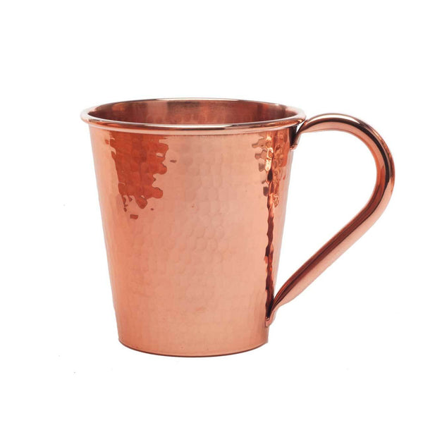 Sertodo Copper Moscow Mule Mug - 18 oz Kitchen and Dining Sertodo Copper