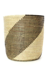 Set of 2 Nesting Swirl Baskets-5011116359743