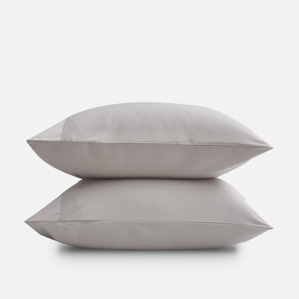 Sijo Bamboo Lyocell Pillowcase Set - Fog Bamboo Lyocell Bedding Sijo