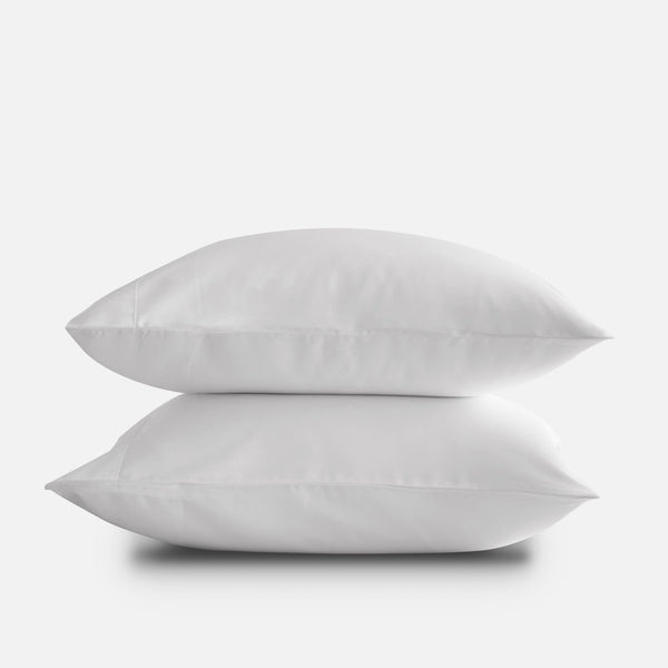 Sijo Bamboo Lyocell Pillowcase Set - Snow Bamboo Lyocell Bedding Sijo