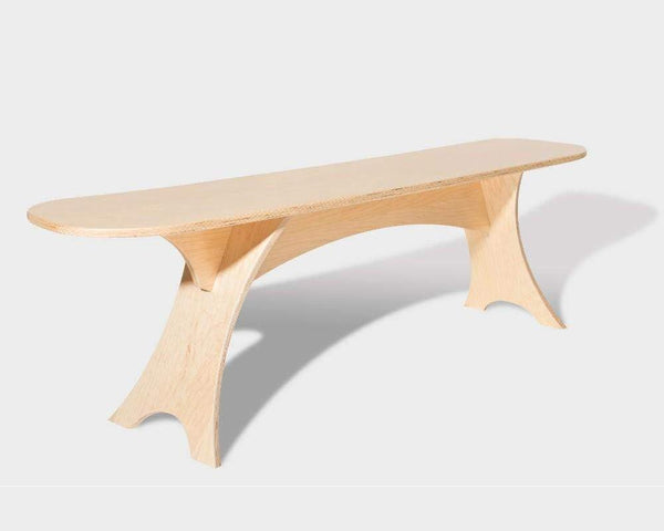 Simbly Simbly Bench - Maple Simbly Maple