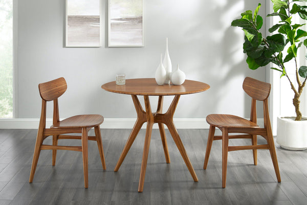 Sitka Round Dining Table - Amber Greenington